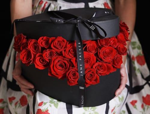 Crimson-Valentine's-Day-Bouquet-Jane-Packer