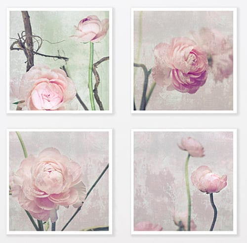 Beautiful floral-inspired prints from DueAlberi