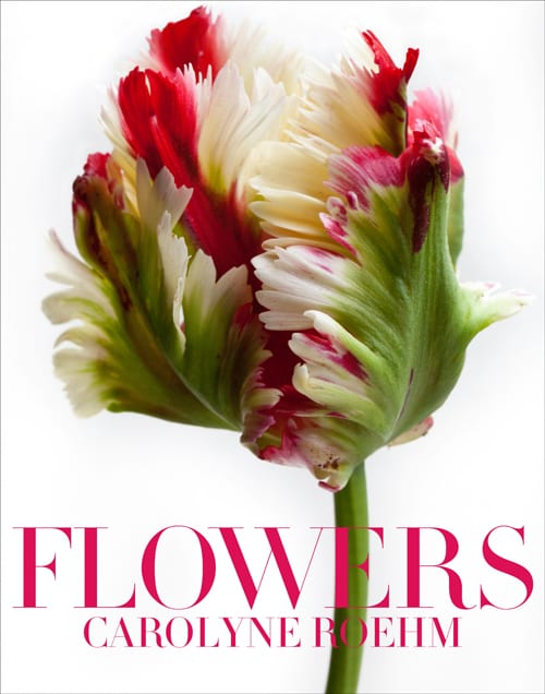 Book Review of Flowers by Carolyne Roehm