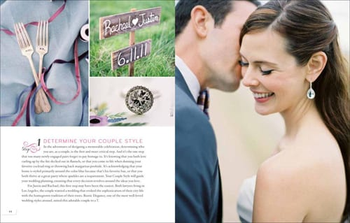 Book Review of Style Me Pretty Weddings by Abby Larson