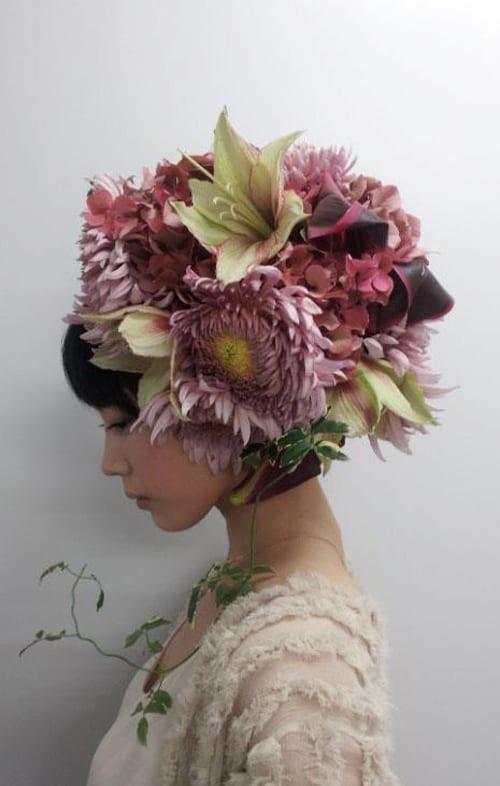Japanese Hairdresser Covent Garden: Flowerona - Part 240