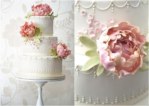 Stunning Floral Inspired Wedding Cakes From Award Winning