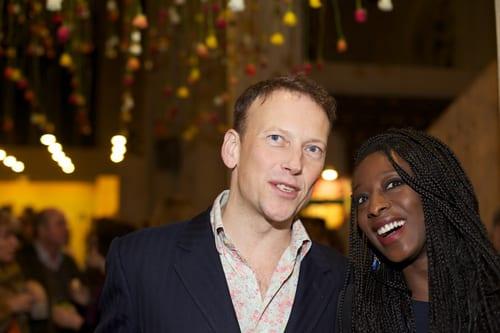 Christopher-Woodward-(Director)-and-Fatima-Jatta-(A-Gambian-Princess)---Sin-Bozkurt-104