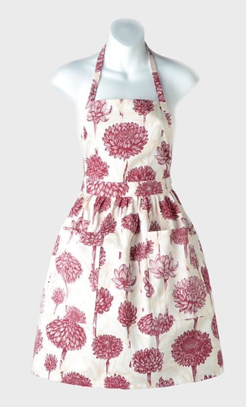Elina-Red-Floral-Pinny-Amy-Allwright-Homeware