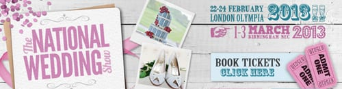 National-Wedding-Show-2013