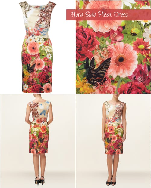 Four Fabulous New Floral Dresses from Phase Eight…