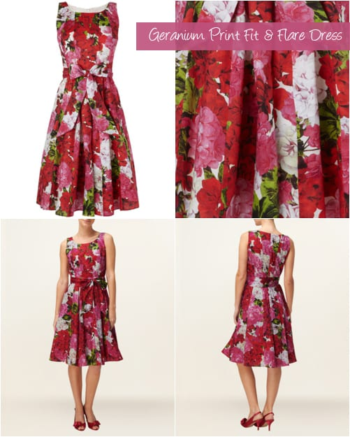 Cheap Wedding Dresses Kc: Four Fabulous New Floral Dresses From Phase Eight