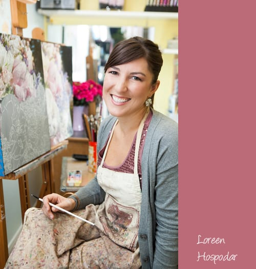 Interview with Loreen Hospodar of Reenie Rose