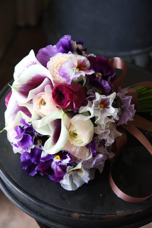 Florist Friday: Interview with Yukinobu Fujino of Fleurs Tremolo