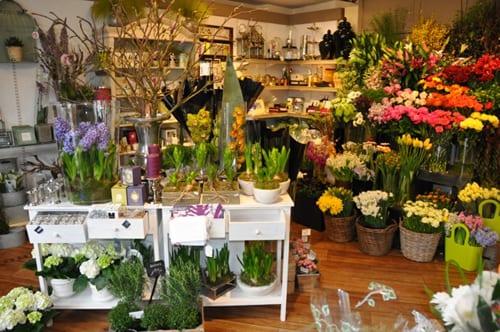 Service Florist Shop In Oak