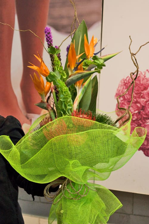 Four Day Intensive Course at the Paula Pryke Flower School : Part 2