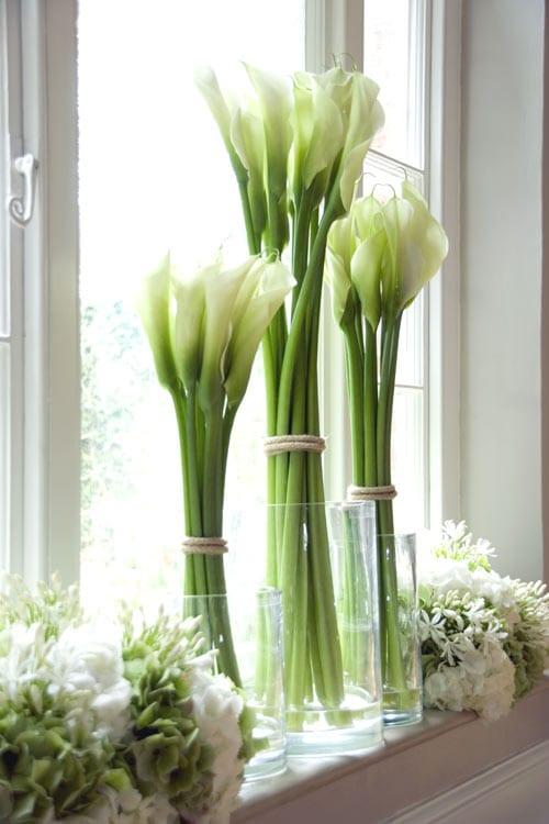 Simple Calla Lilies Philippa Craddock
