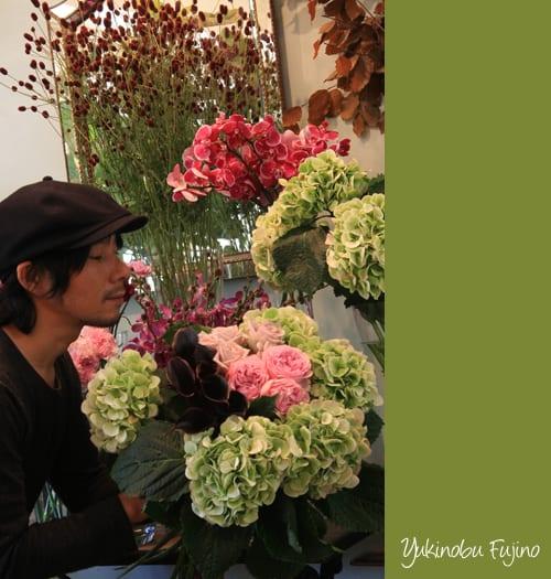 Yukinobu-Fujino-Fleurs-Tremolo