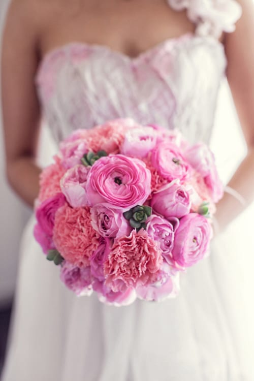 Pictures-&-Hearts-Pink-Bridal-Bouquet-romantic-hunter-valley-wedding
