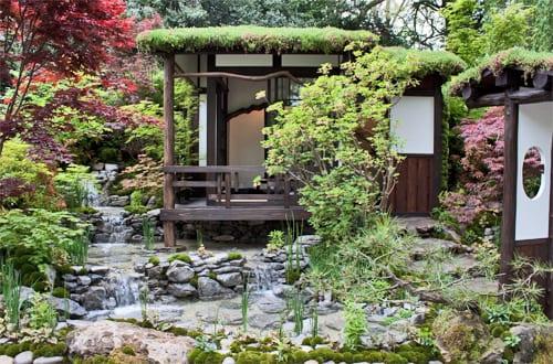 RHS-Chelsea-Flower-Show-2013-Artisan-Garden-An-Alcove-Tokonoma-Garden-Flowerona