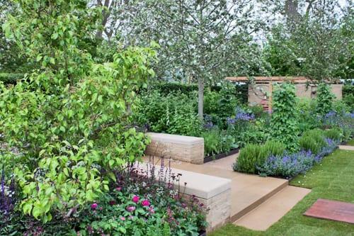 Homebase garden design : Rhs chelsea flower show adam frost s sowing the