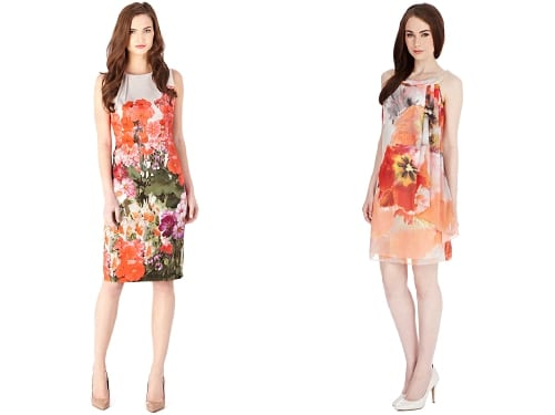 Ten fabulous floral frocks from Coast…