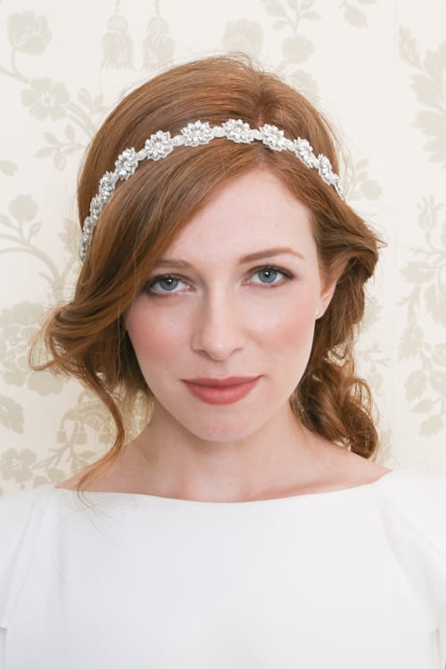 Daisy-headband-by-Emmy Luella's Boudoir