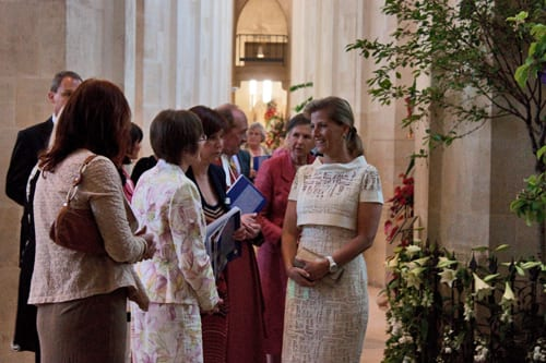 Guildford-Cathedral-Flower-Gala-2013-Flowerona-Countess-of-Wessex