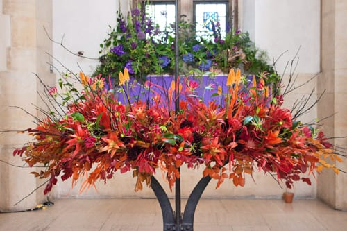 Guildford-Cathedral-Flower-Gala-Neill-Strain-Flowerona-5