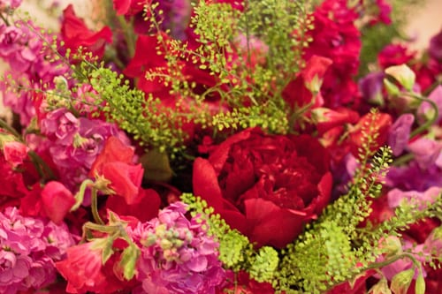 Guildford Cathedral Flower Gala 2013 – Floristry Demonstration by Shane Connolly : Part 3
