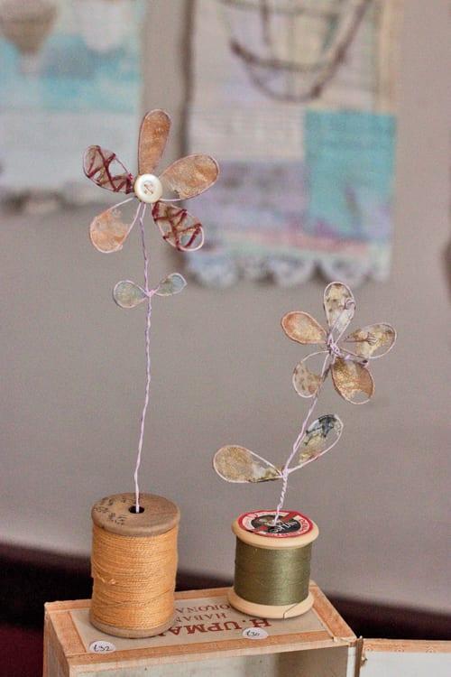 Selina-Lake's-Handmade-&-Vintage-Summer-Fete-2013-Flowerona