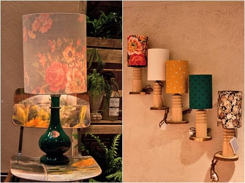 Anthropologie Lamps