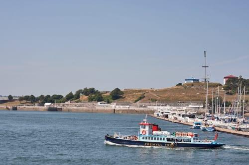 Cremyll-Ferry-Plymouth-Flowerona