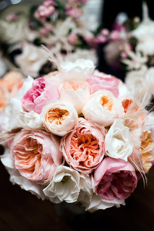 Wedding Flowers Inspiration : 'Juliet' David Austin Roses