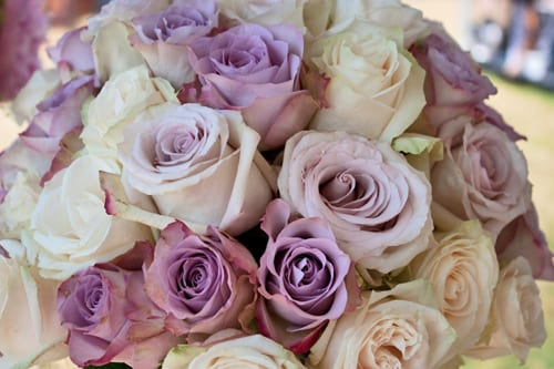 RHS Hampton Court Palace Flower Show 2013 – Florist Nikki Tibbles of Wild at Heart's Stand