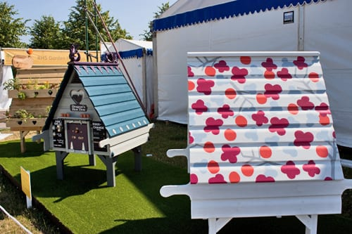 RHS-Hampton-Court-Palace-Flower-Show-2013-Hen-Houses-Flowerona-1