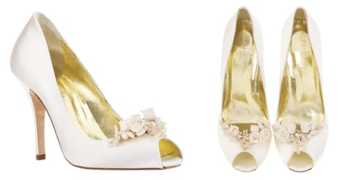 Beautiful floral-inspired shoe clips…a collaboration between Freya Rose & Lila