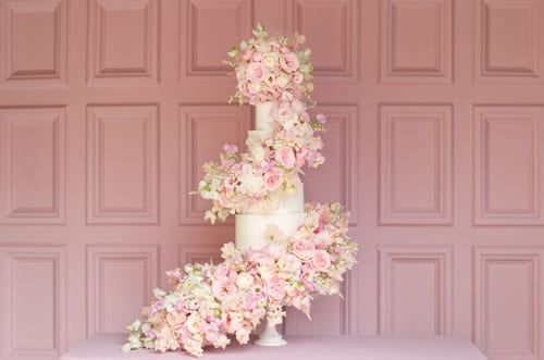 Wedding Wednesday : Sensational wedding cakes from By Appointment Only Design