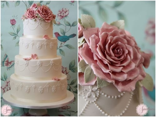 Sweetness Cake Boutique - Wedding Cakes
