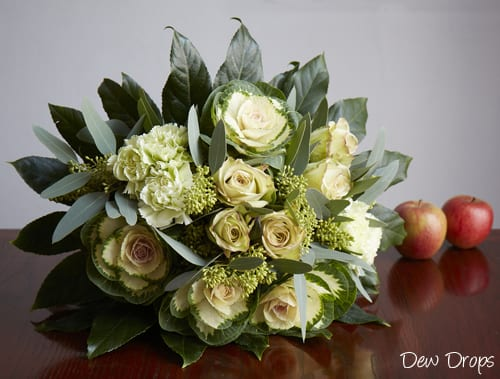Dew_Drops-Jane-Packer-Delivered Hand Tied Bouquet