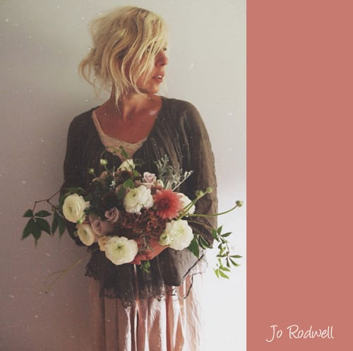 Florist Friday: Interview with Jo Rodwell of Jo Flowers