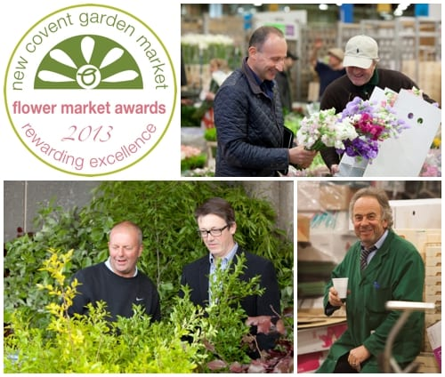 New Covent Garden Flower Market launches their first ever Flower Market Awards!