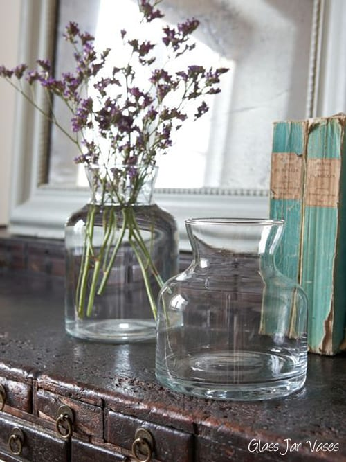 Nordic-House-Glass-Jar-Vases
