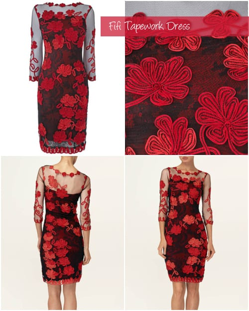 Four fabulous floral occasion dresses from Phase Eight…