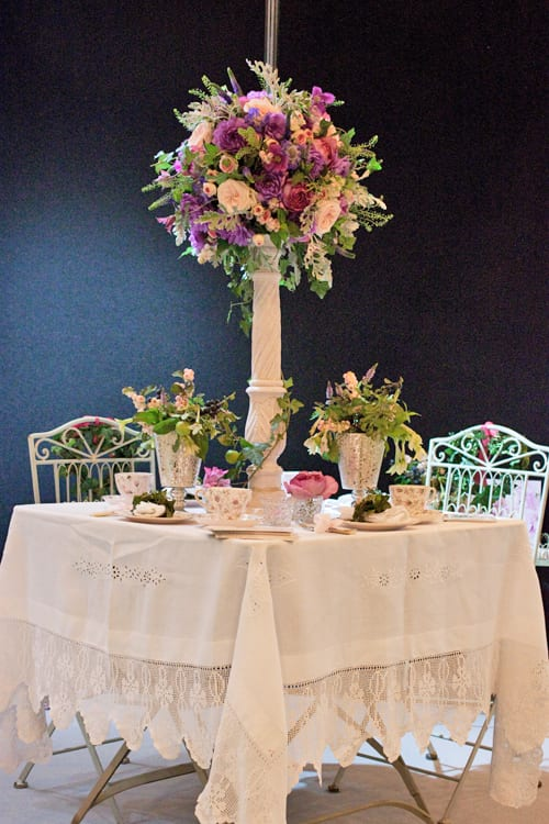 Foxgloves-&-Roses-National-Wedding-Show-2013-Flowerona-1