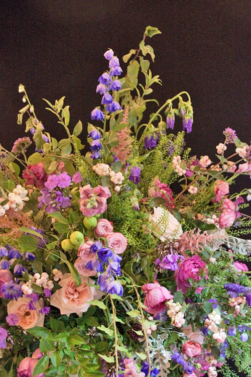 Foxgloves-&-Roses-National-Wedding-Show-2013-Flowerona-4
