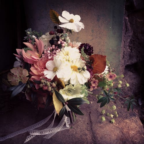 Florist Friday: Interview with Natalya Ayers & Fiona Inglis of Pyrus