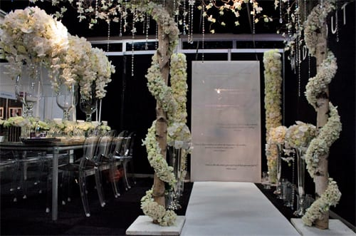 Wildabout at Brides The Show – October 2013
