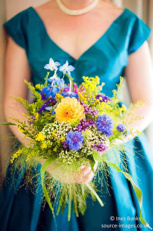 Green-and-Gorgeous-August-bridesmaids-bouquet