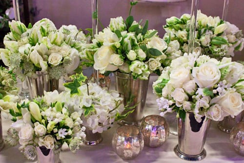 Amanda Austin Flowers at Brides The Show – October 2013 | Flowerona