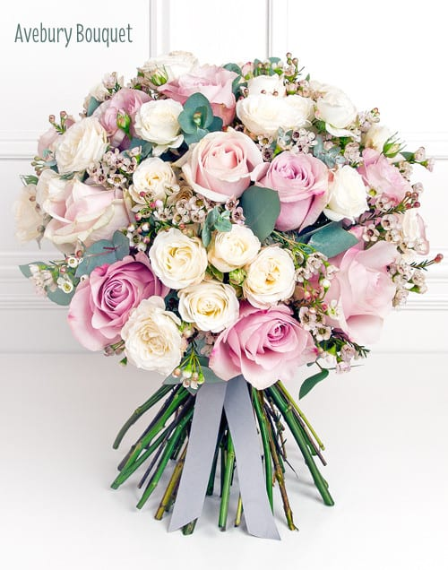 Stunning bouquets in Philippa Craddock Flowers' 2014 Valentine's Day Collection