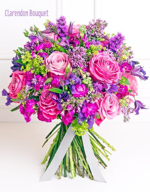 Clarendon-Bouquet-Philippa-Craddock-Flowers-Valentine's Day