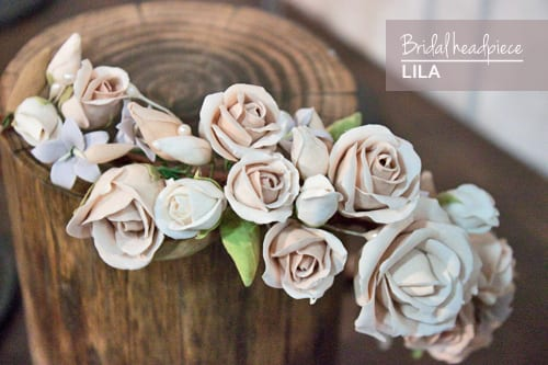 Lila at Brides The Show – October 2013