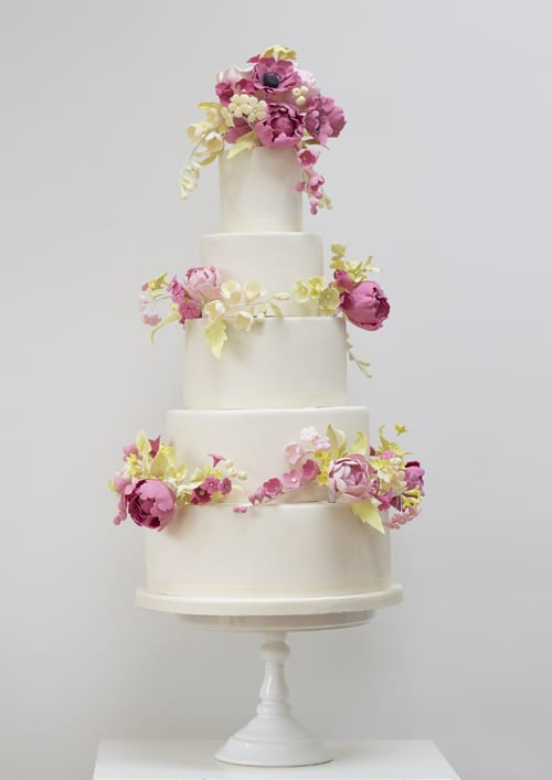 Rosalind Miller Wedding Cakes - Anna