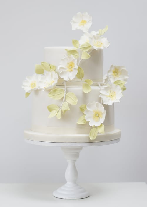Rosalind Miller Wedding Cakes - Briar Rose